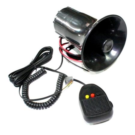 harga Klakson polisi sirine patwal mic 3 suara sirene horn anti air 3suara Tokopedia.com