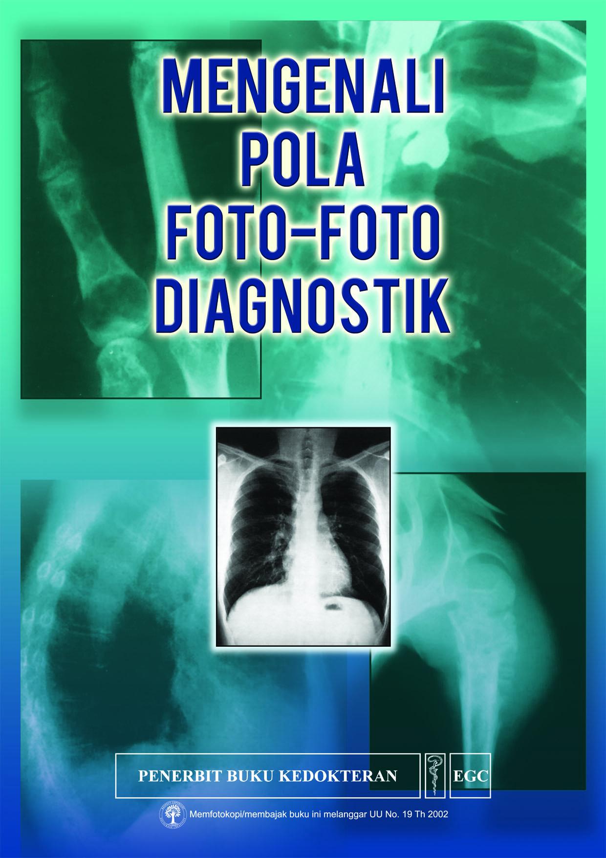 harga Mengenali Pola Foto-Foto Diagnostik Tokopedia.com