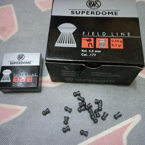 harga MIMIS SUPERDOME CAL 4,5mm peluru pelor senapan angin Tokopedia.com