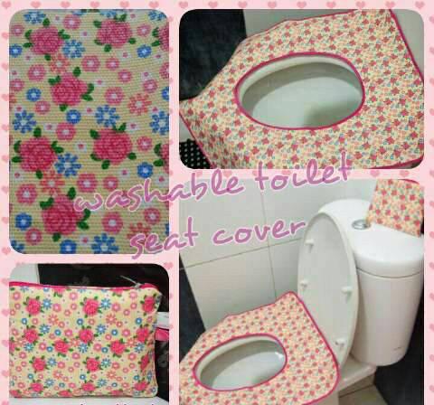 harga washable toilet seat cover Tokopedia.com