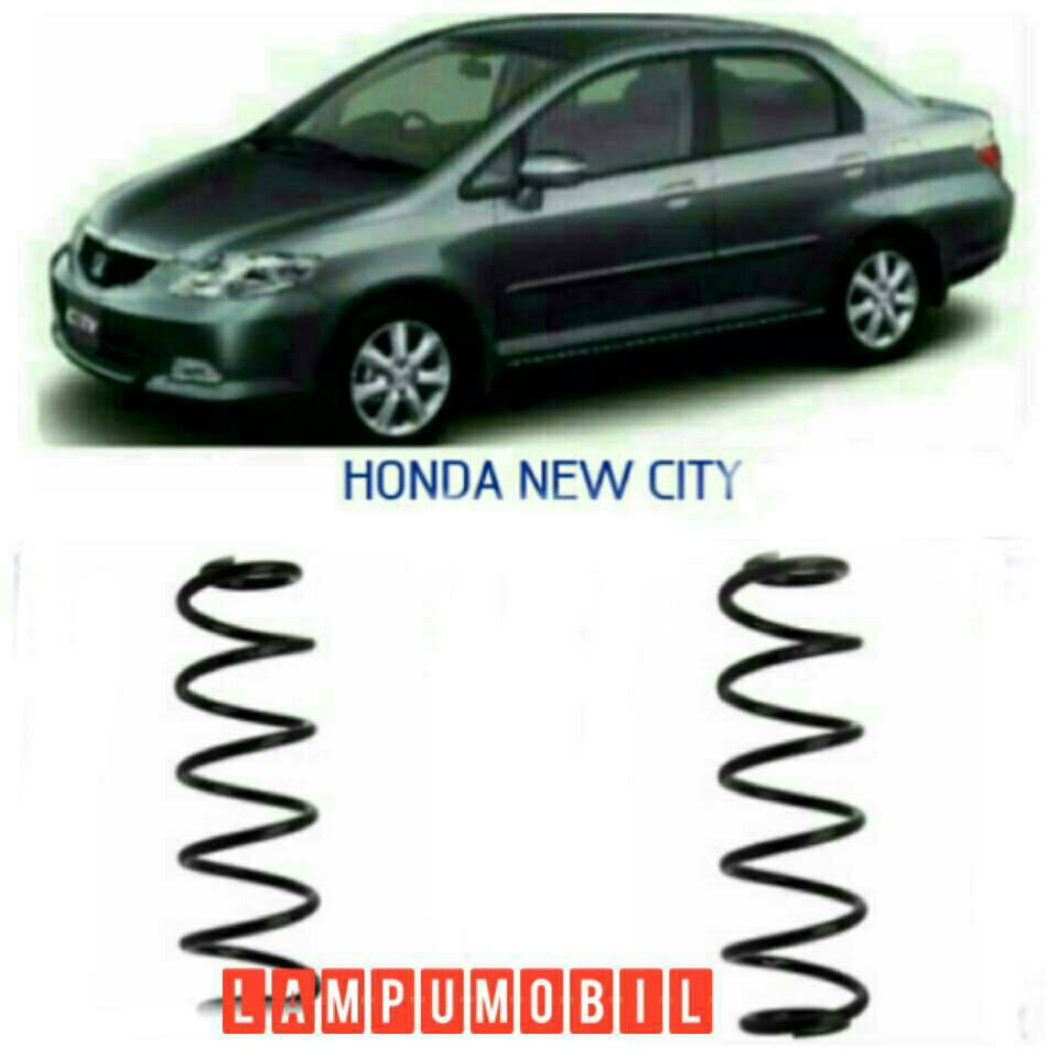 Coil Spring / Per Keong Depan Honda City IDSI 2003-2007 (Set)
