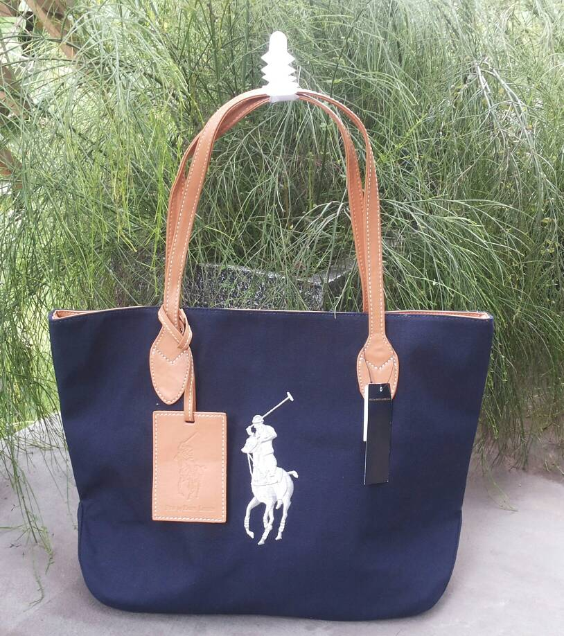 7a5a2eb60e94 ... clearance jual tas wanita original polo ralph lauren tas prl tote bag tas  branded primadona online