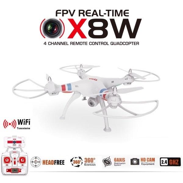 JakartaHobby Drone Syma X8W-1 Live Camera (Min 3pcs)