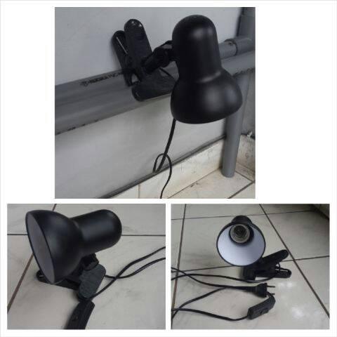 harga Fitting Lampu Jepit Meja Belajar Aquarium Fashion Display Tokopedia.com
