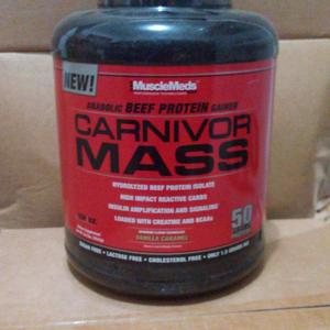harga Susu Fitnes Musclemeds CarnivorMass 5.9lbs Tokopedia.com