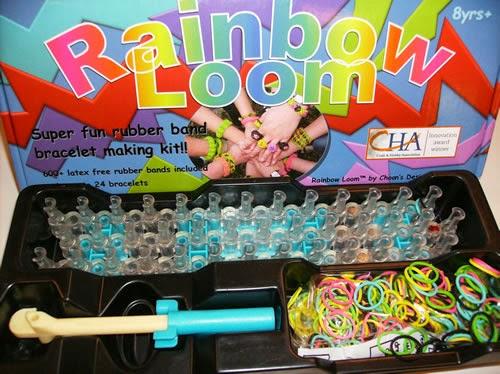 harga RAINBOW LOOM BANDS (GELANG KARET) Tokopedia.com