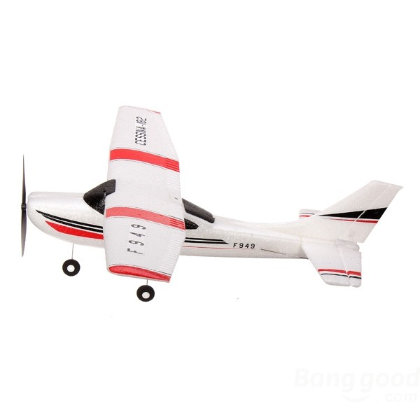 JakartaHobby WL F949 3CH 2.4G RC Fixed Wing Plane