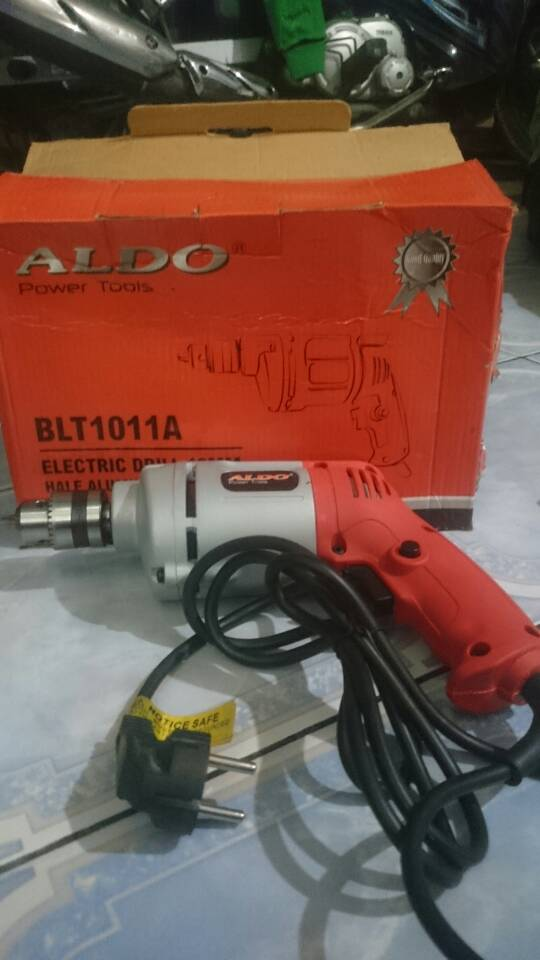 Power Tools / Electric Drill 10mm - Mesin Bor 10mm