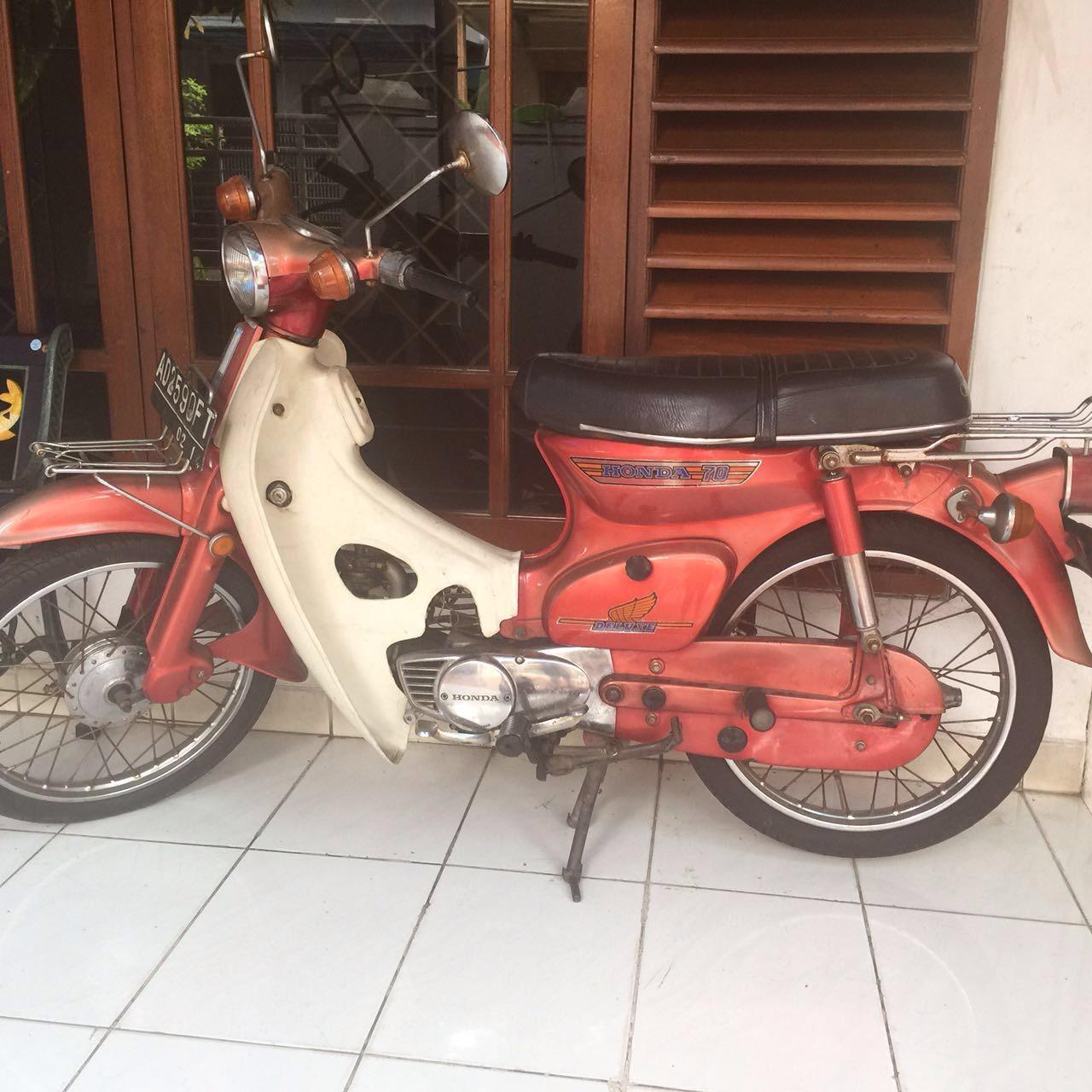 Jual Honda 70 Antik Full Ori Tokokost Tokopedia Aksesoris