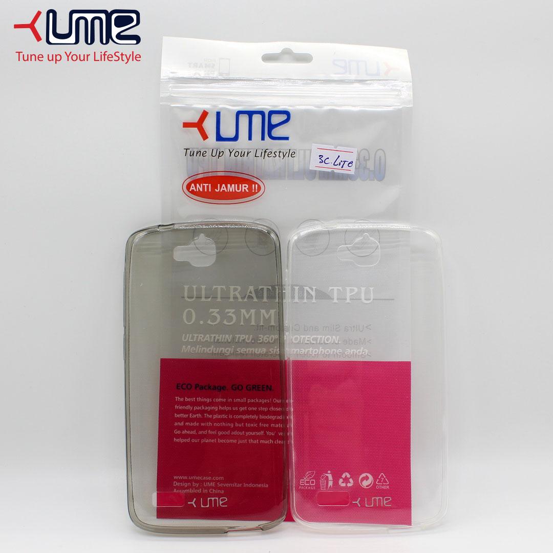 Jual Back Soft Case UME Ultrafit HUAWEI Honor 3C Lite Handphone & Tablet - case handphone kitat   Tokopedia