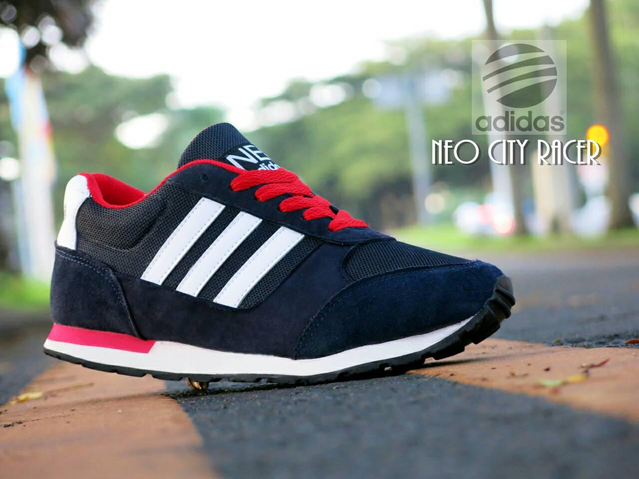 Coupon For Harga Adidas Neo City Racer Black 8085b 5c304 Hitam
