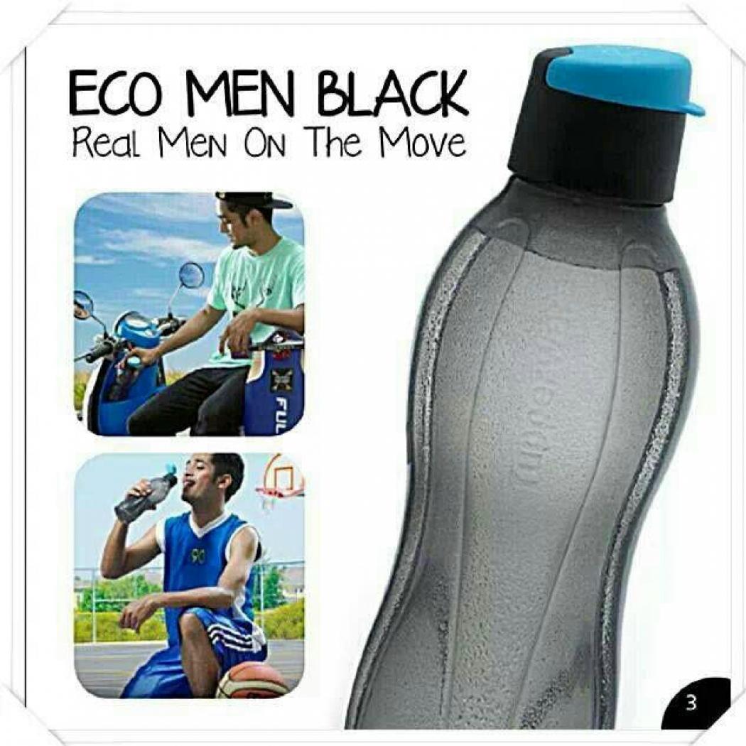Eco Man Spec Dan Daftar Harga Terbaru Indonesia Tupperware Botol Minum Hitam 750 Ml Jual Black