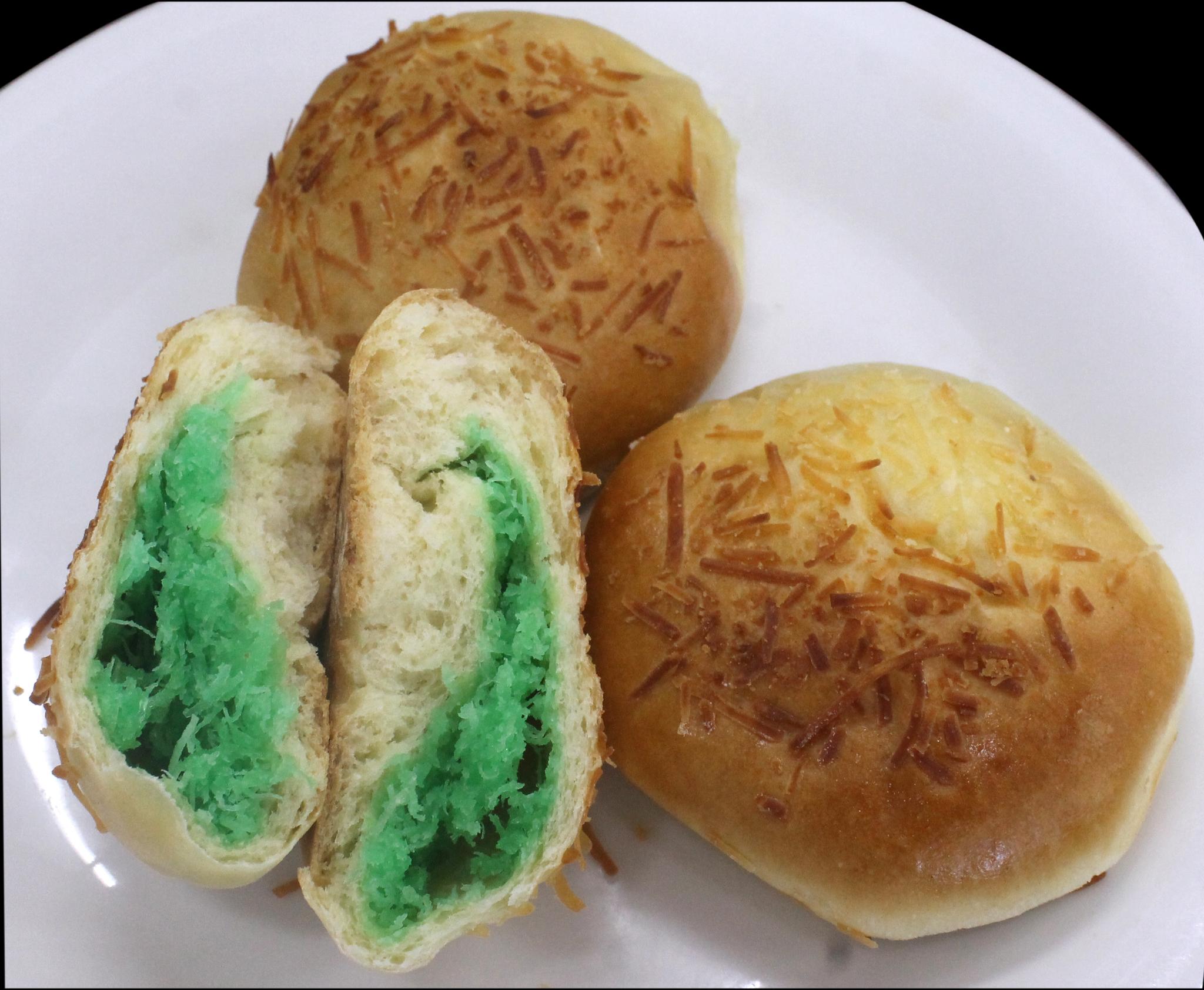 resep roti manis isi kelapa
