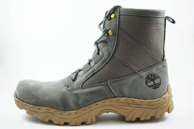 sepatu boot safety timberland rubicon grey Murah