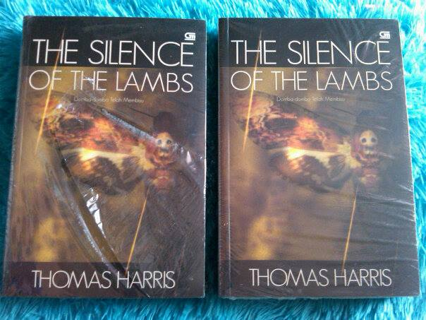 an analysis of the silence of the lambs written by thomas harris