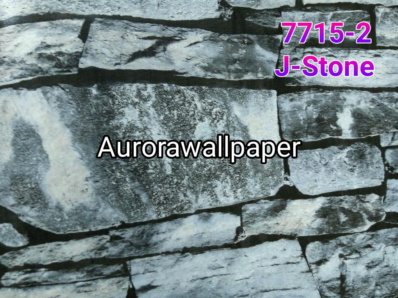 jual wallpaper dinding motif batu alam aurora wallpaper