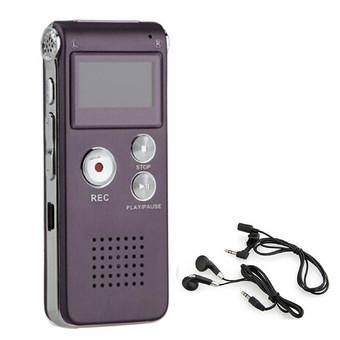 Digital Voice Recorder / Perekam Suara Digital Dan MP3 Player