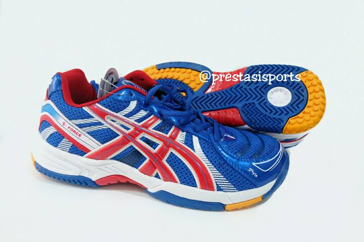... sepatu voli asics tiger 522bf4e683