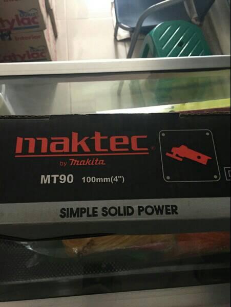 """Gerinda Tangan 4"""" Maktec Mt-90 / Gerinda Maktec 4"""" MT-90"""