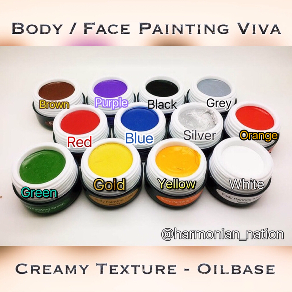 Body Paint Face Paint Viva thumbnail