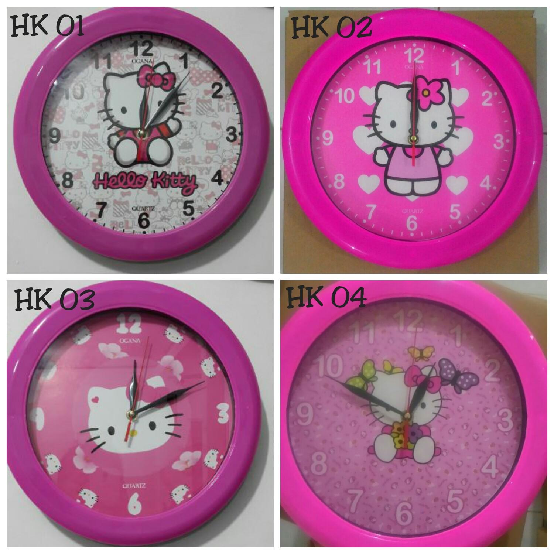 Ogana Jam Dinding 3d Hello Kitty Harga Daftar Harga Terbaru Source Jual Jam .