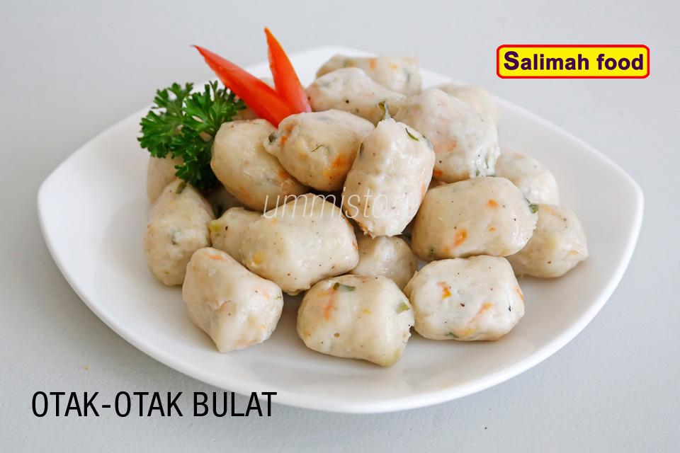 Otak-otak Bulat Salimah Food 500 Gram