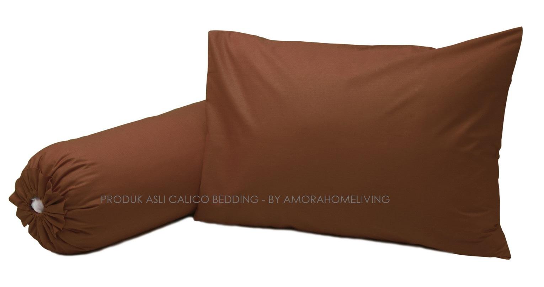 Calico Sarung Bantal Polos Standar Cocoa Daftar Harga Terkini Cribcot Nb Pillowcasesarung Bayi Shark Grey Jual Guling 1 Set Amorahomeliving Tokopedia