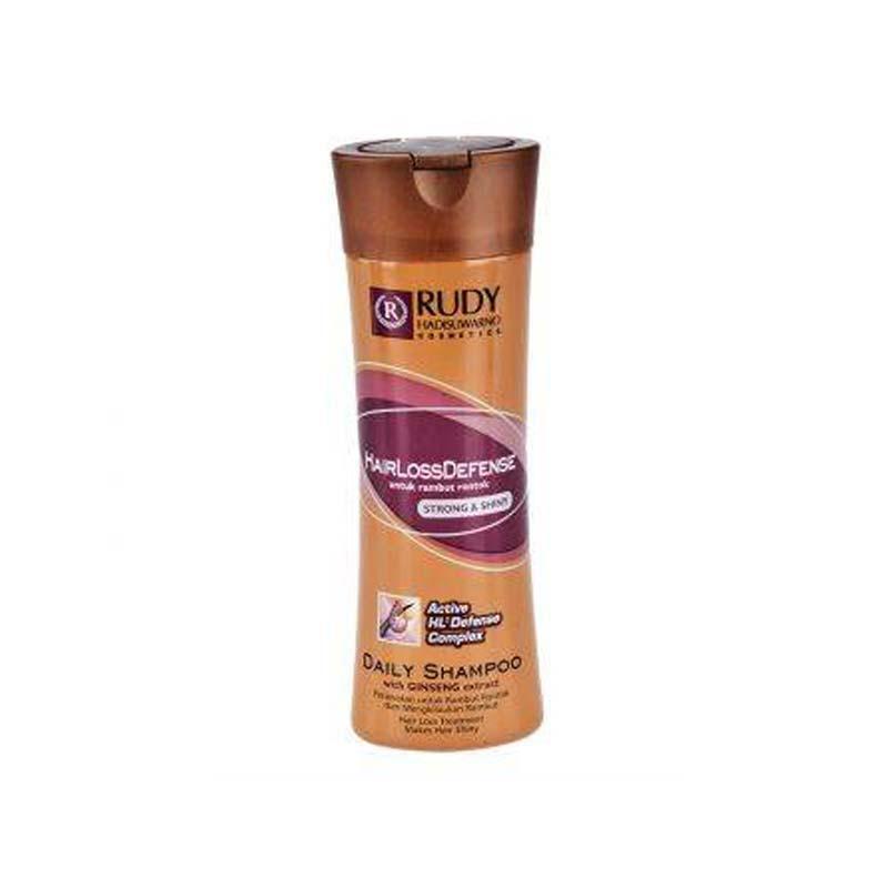 Jual Shampoo Rudi Hadisuwarno Hair Loss Defense Gingseng ... 4ea16f5e39