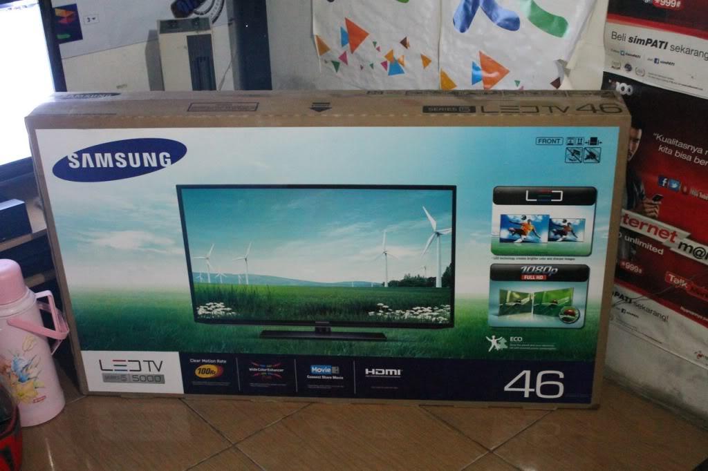 Jual Samsung Smart TV LED 3D 46 UA46eEH5000M