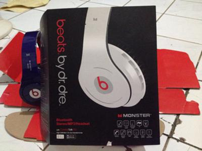 Beat By Dr. Dre Bluetooth Stereo / Mp3 / Headset Berkualitas