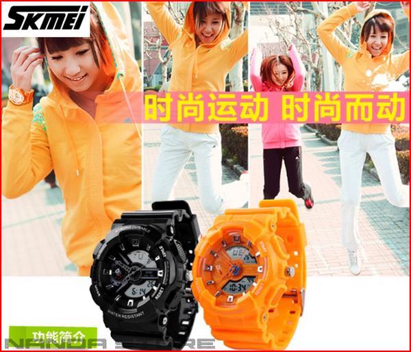 Jam Tangan Pria Original SKMEI Waterproof Jam Anti Air Bisa Berenang