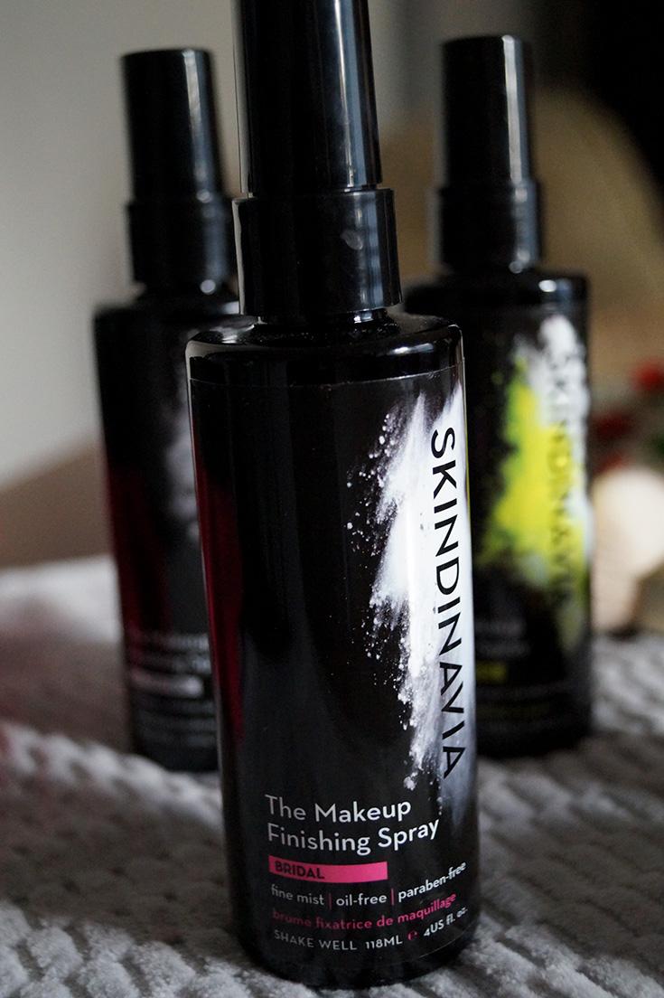 Skindinavia Makeup Setting Spray Bridal Finish - Makeup Vidalondon