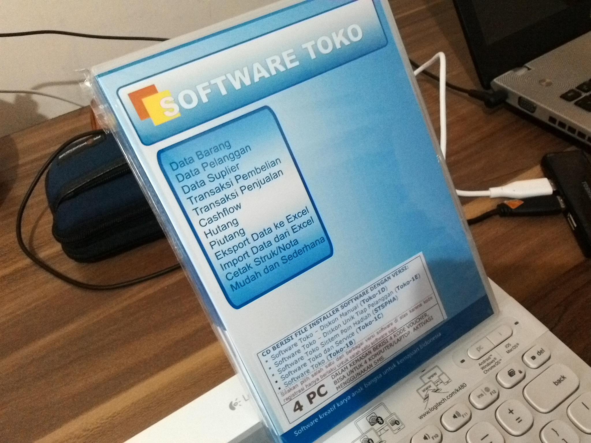 Premium Dvd Software Aplikasi Toko Dan Kasir V6 Daftar Harga Otomax 314 Full Version Unlimited Aktifasi Server Pulsa Terlengkap Ter Termudah Program Alat Kesehatan Kecantikan 4pc