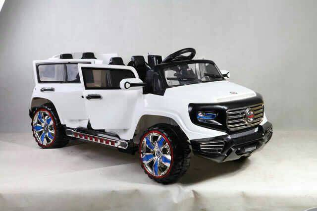 Jual mainan anak mobil aki pliko mercedes g sport have for Motorized cars for 7 year olds