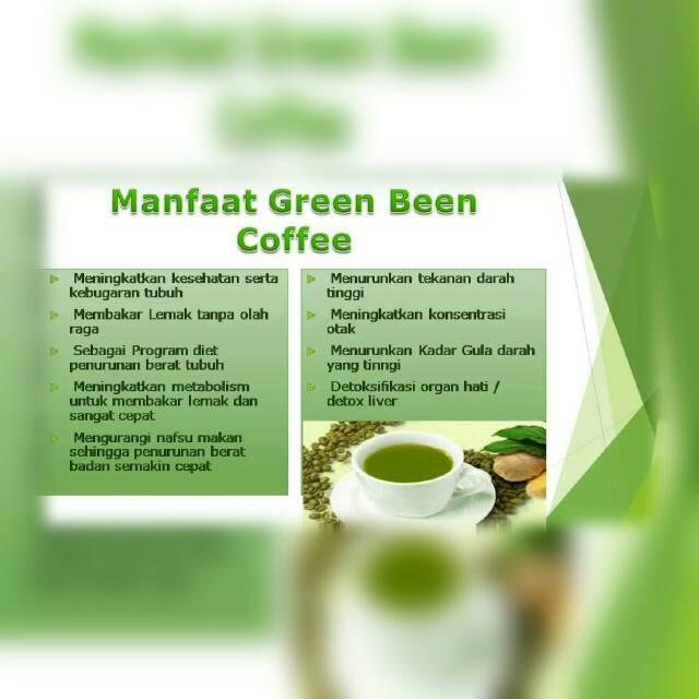 Green Coffee Bubuk dan Aturan Minumnya