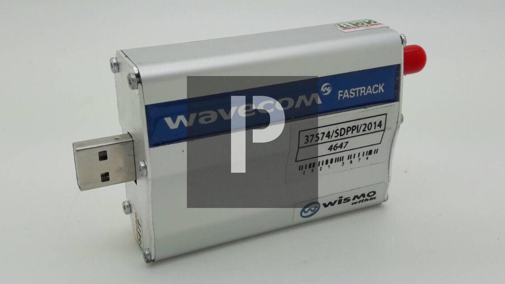 Jual Modem Wavecom Single M1306b Q2406b Usb Perangkatkerasku Satu Tokopedia