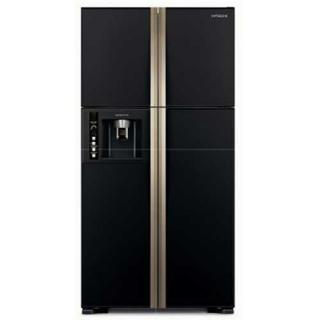 REFRIGERATOR SIDE BY SIDE HITACHI R-W72FPGD1X-GBK