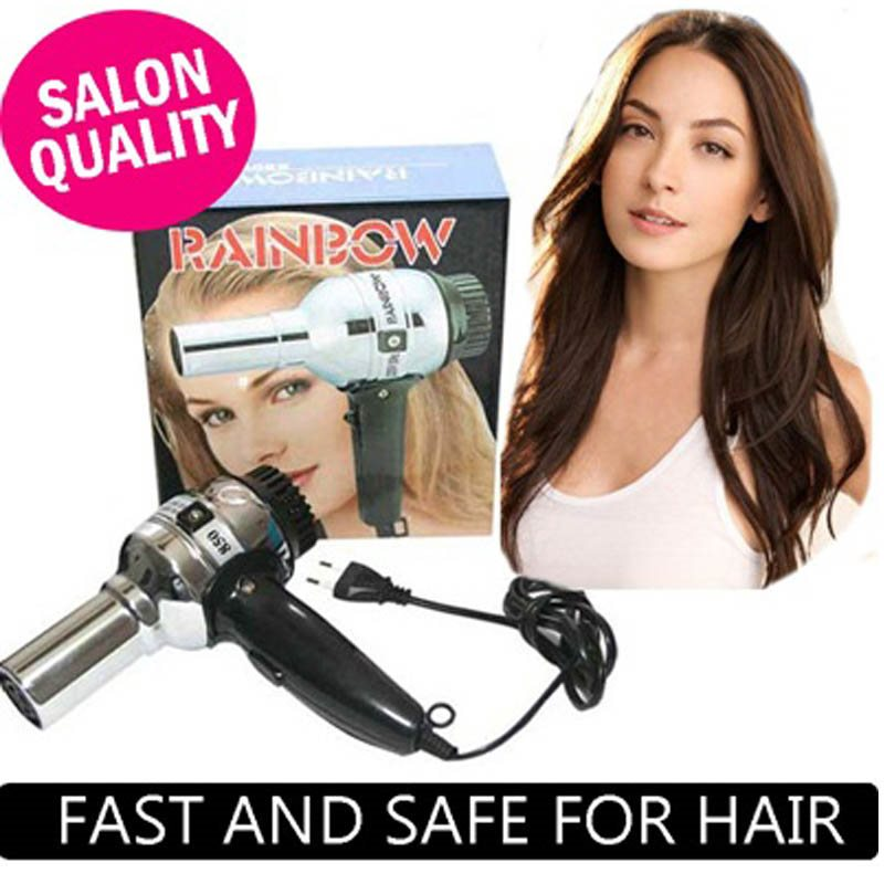 Jual Hair Dryer Rainbow HairDryer Pengering Rambut Besar ... d4ac136df7