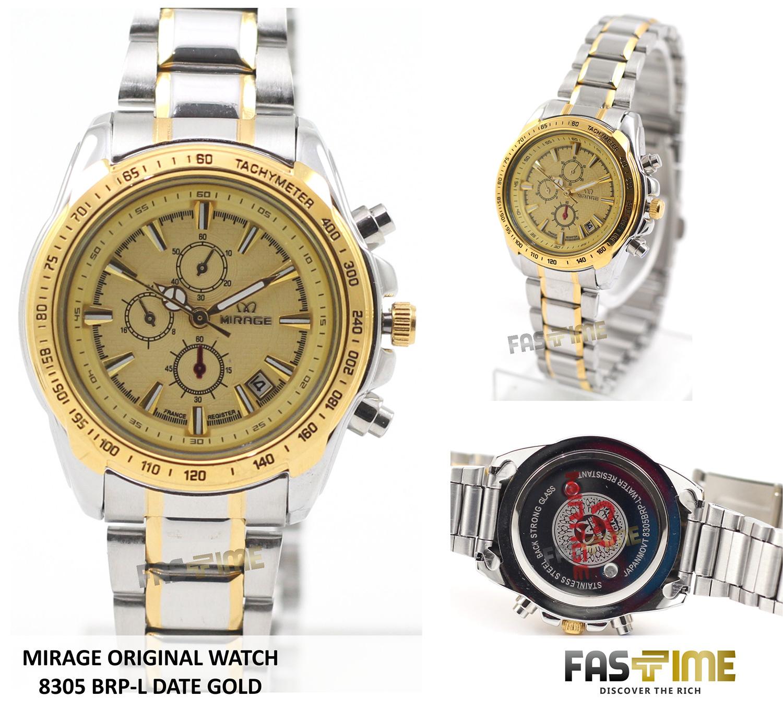 Mirage Jam Tangan Formal Wanita Stainlesss Steel M 7216 L Daftar Original Mrg8989 Dan Jual 8305