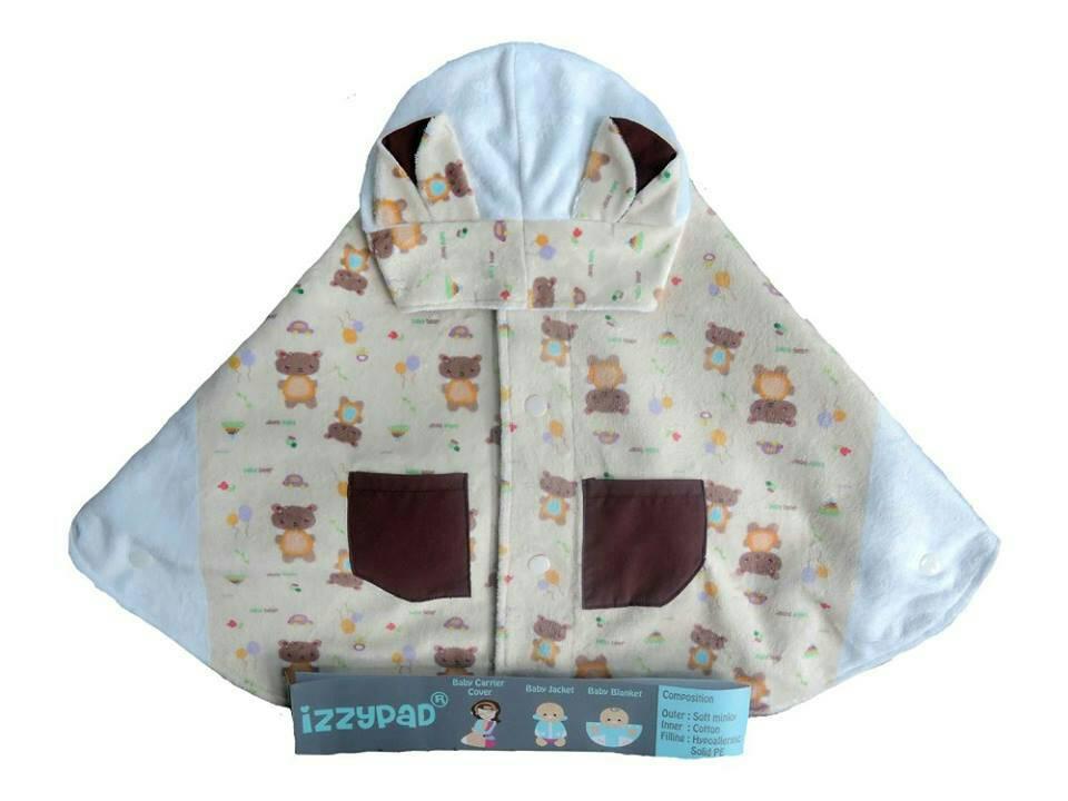 Izzypad Baby Cape/jaket Bayi/ Mantel Bayi Balita