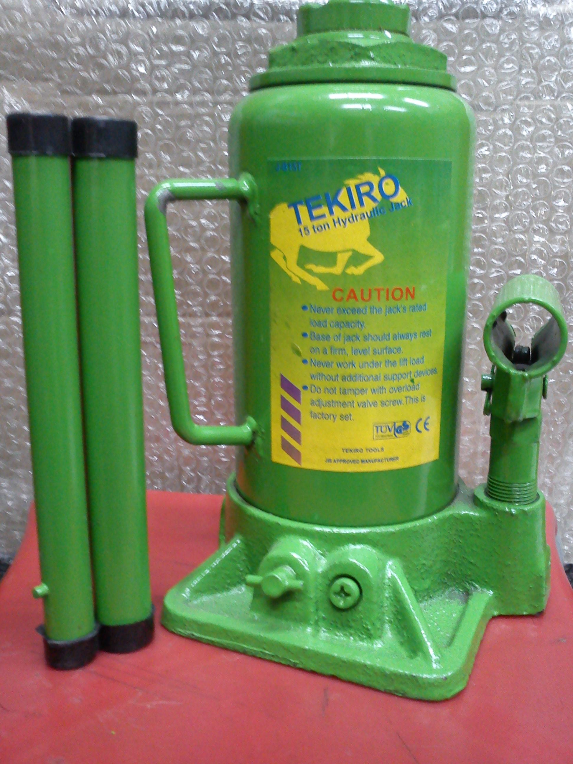 Tekiro Dongkrak Botol 20 Ton Spec Dan Daftar Harga Terbaru Indonesia 4 Mobil Jual 15 Sumber Teknik Supply