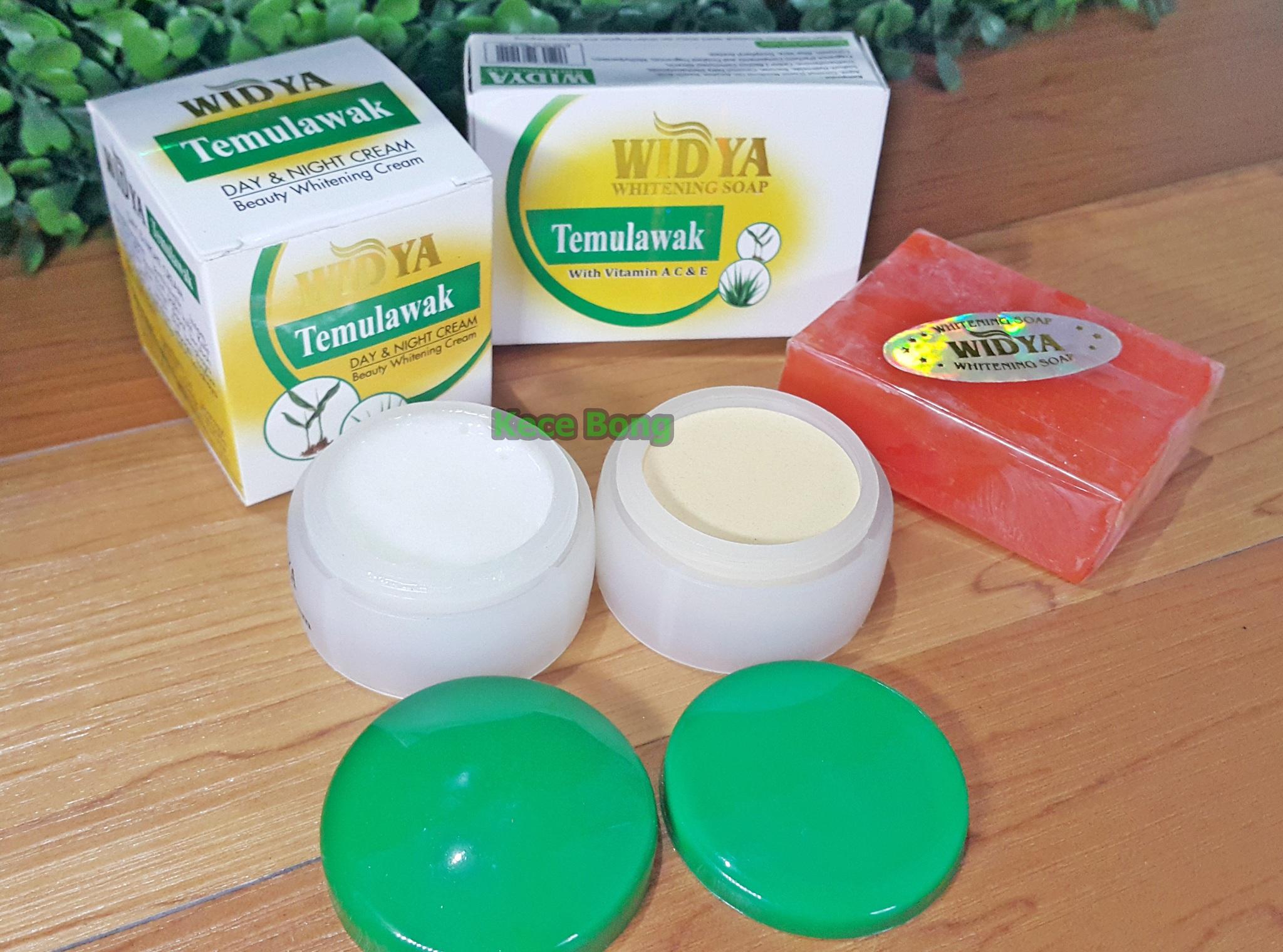 Jual Cream Temulawak Widya Plus Sabun Siang Malam BPOM Diskon - Inner Beauty Indo | Tokopedia