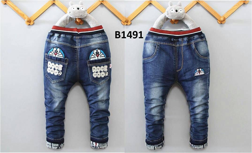Celana Doraemon