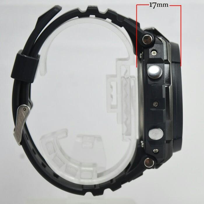 Skmei Dg1016 Original Men Digital Analog Watch - Jam Tangan Pria 1016