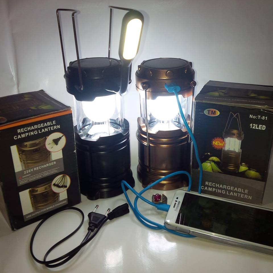 Solar Cell Survival Emergency 2000mAH. Source · Jual LAMPU LENTERA CAMPING SENTER .