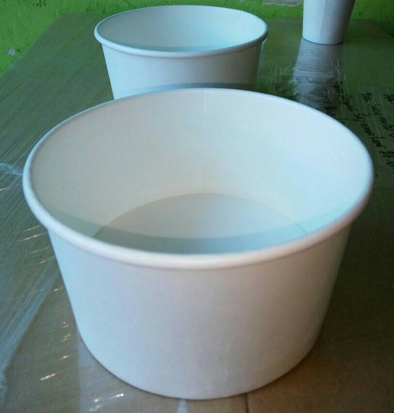 Paper Bowl / Mangkuk Kertas ukuran 650ml non lid