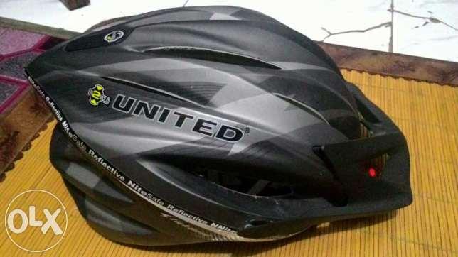 Detail Produk Helm Sepeda United
