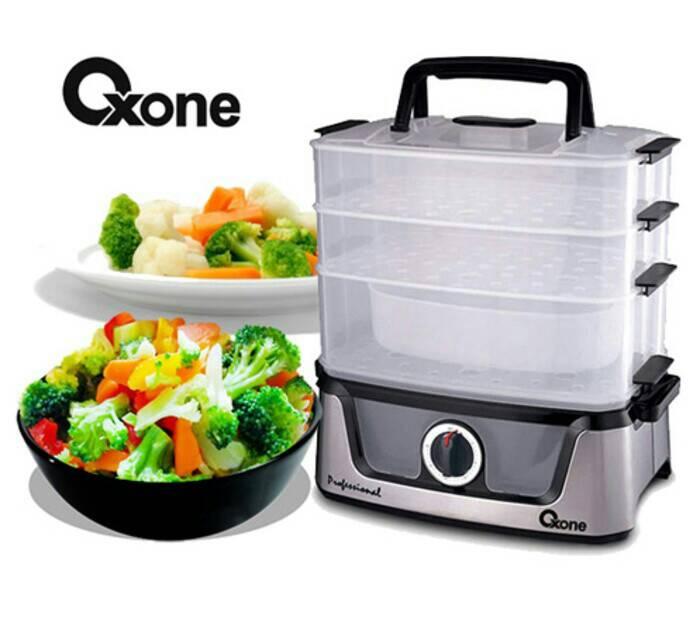 OXONE MULTI FOOD STEAMER OX-262N PENGUKUS MAKANAN