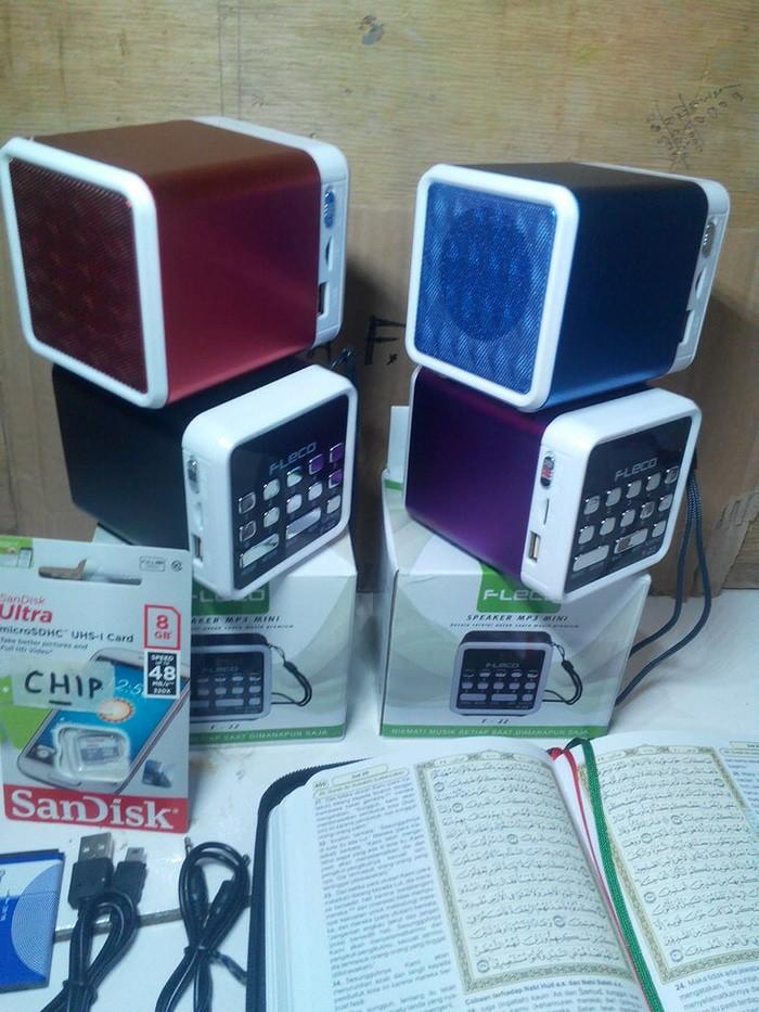 Speaker Fkeco Quran / F-22 Audio / Digital Al Qurani F22