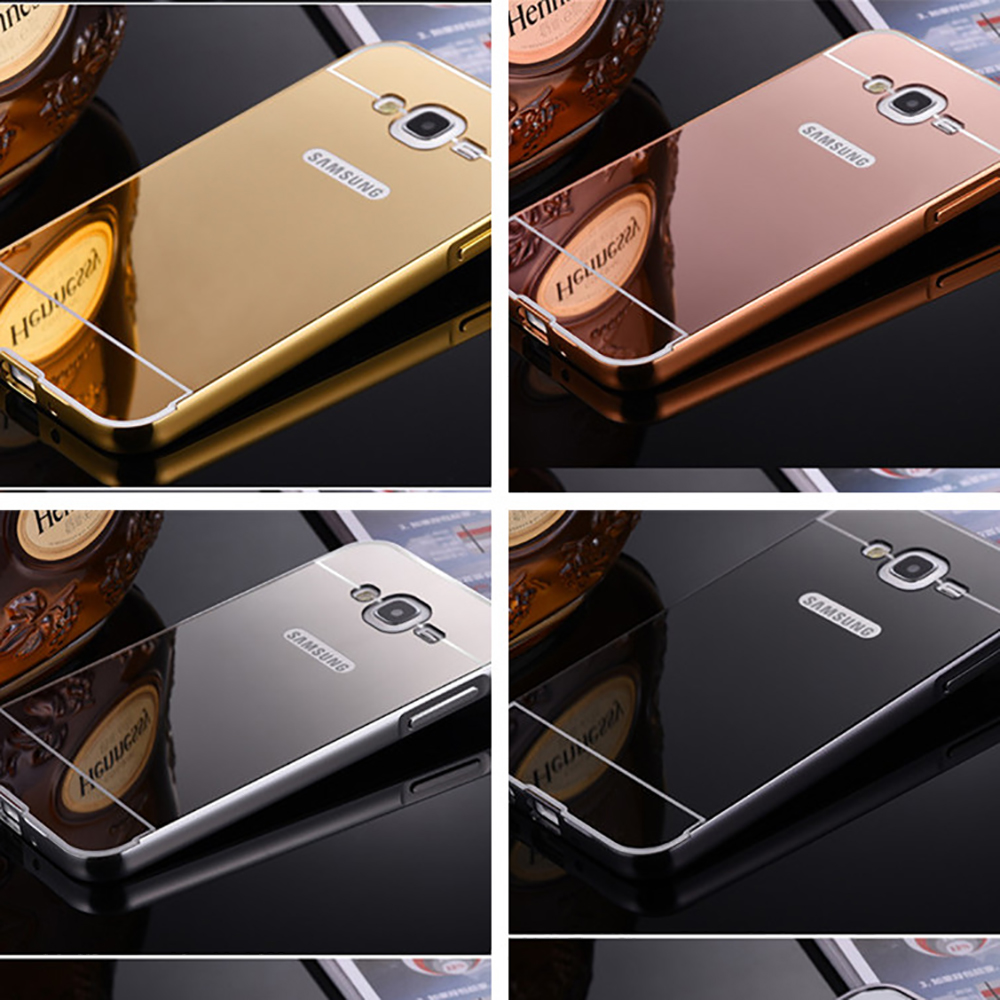 Jual Bumper Slide Mirror Hardcase Samsung Galaxy grand Prime - alecia shopp | Tokopedia